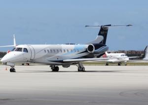 Самолёт Embraer Legacy 600
