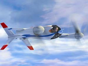 Персональный самолет Puffin